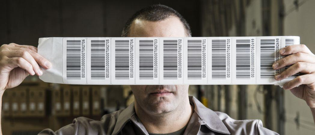 Office online - barcode