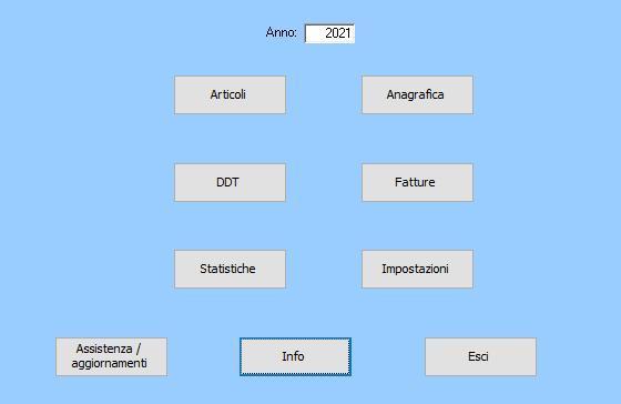 Office online: gestione azienda dashboard iniziale