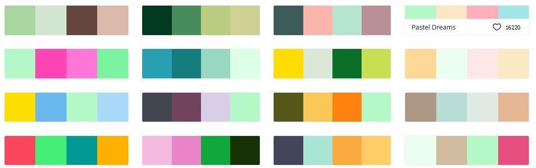 Office online: palette di colori per Powerpoint