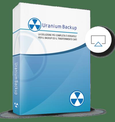 Office online: Uranium backup base